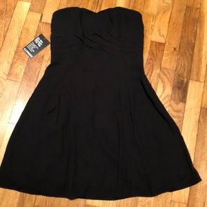 Black strapless Express dress (Brand New with Tag)